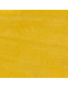 Tissu en Avalana velours stretch jaune