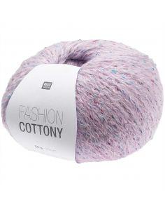Pelote Fashion cottony lilas clair