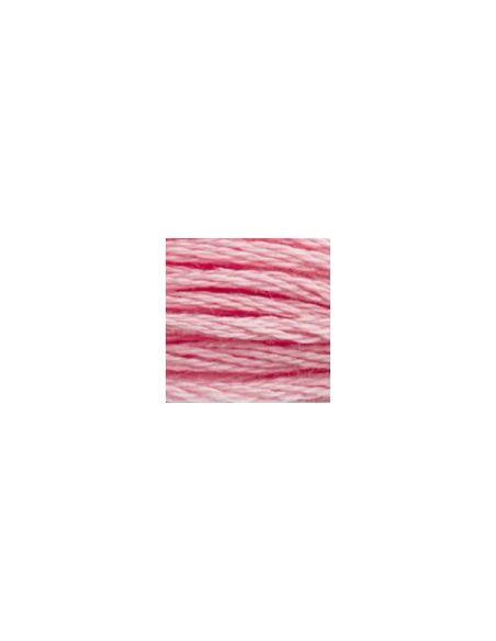 Fil à broder mouliné spécial 25 coloris 3326