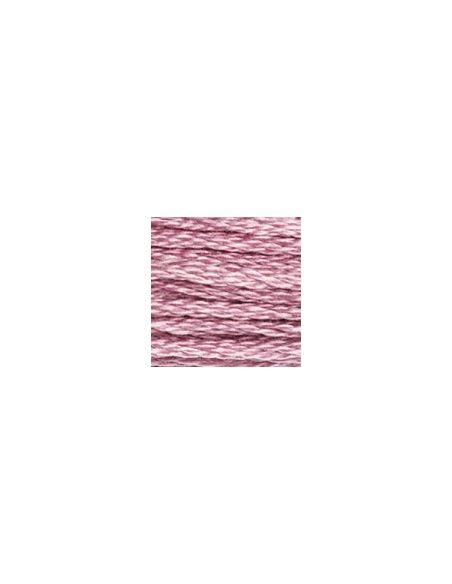 Fil à broder mouliné spécial 25 coloris 3688