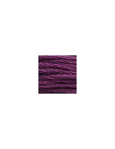 Fil à broder mouliné spécial 25 coloris 3834