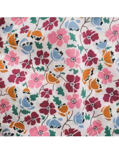 Tissu Liberty Tana Lawn Edie rose