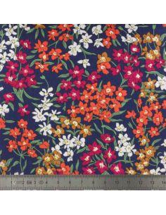 Tissu Liberty Tana Lawn Sea Blossoms C