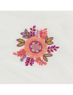 Kit broderie Easy Custo - the flower of love
