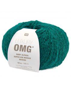 Pelote Luxury OMG algues
