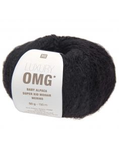 Pelote Luxury OMG noir