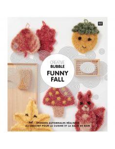Creative Bubble Funny fall : éponges automnales