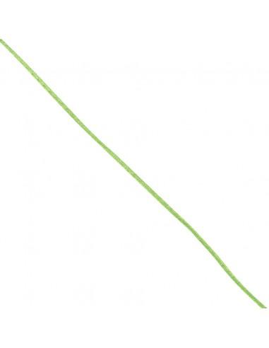 Queue de rat 3mm Vert pomme