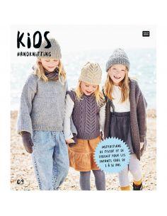 Kids Handknitting N°9