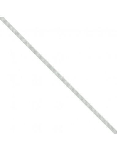 Ruban Gros grain unis 6mm gris souris