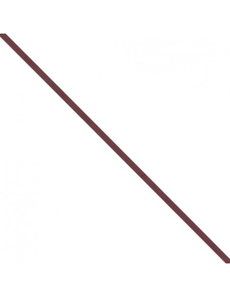 Ruban Gros grain unis 6mm Rouge grenat