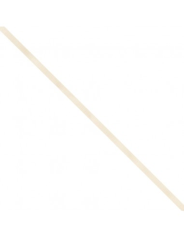 Ruban Gros grain unis 6mm Chaire