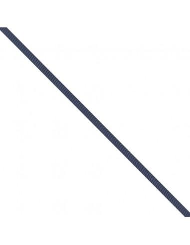 Ruban Gros grain unis 6mm Bleu marine