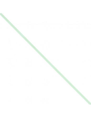 Ruban Gros grain unis 6mm Vert d'eau