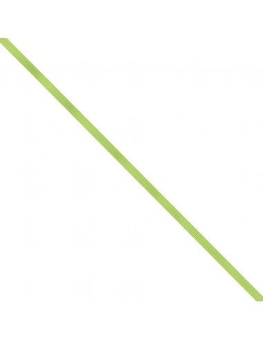 Ruban Gros grain unis 6mm Vert prairie