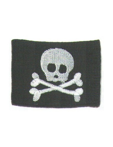 Motif thermocollant Collection Pirates - Le drapeau