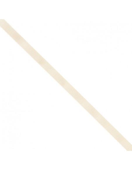 Ruban Gros grain unis 9mm Skin