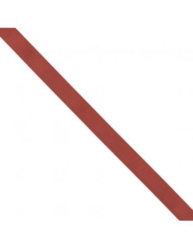 Ruban Gros grain unis 25mm Rouge cerise