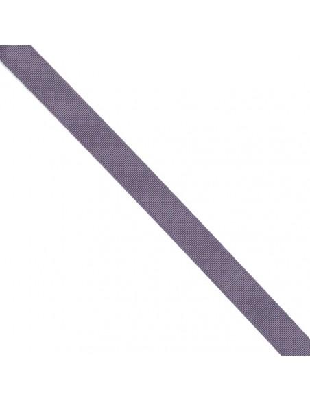Ruban Gros grain unis 25mm Mauve