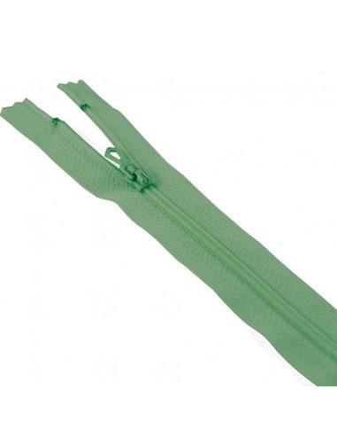 Fermeture Eclair Nylon 20cm Vert olive