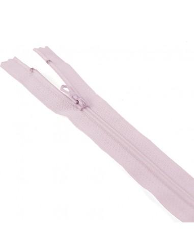 Fermeture Eclair Nylon 12cm Rose