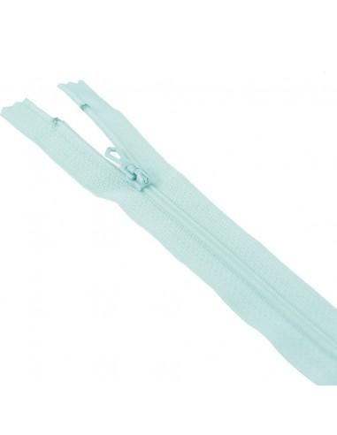 Fermeture Eclair Nylon 12cm Vert amande