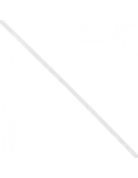 Ruban de Satin double face 6mm Blanc