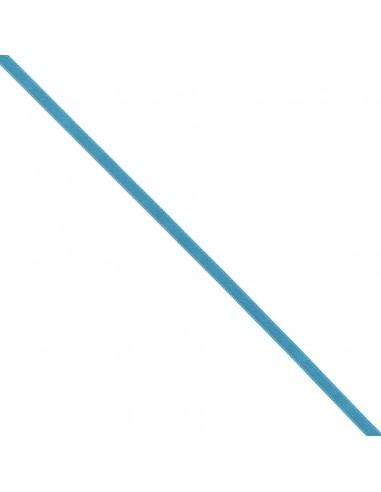 Ruban de Satin double face 6mm Bleu canard