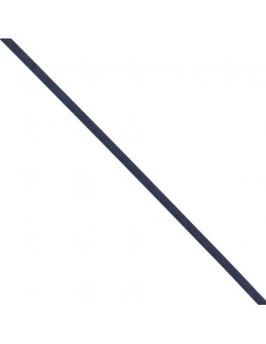 Ruban de Satin double face 6mm Bleu marine