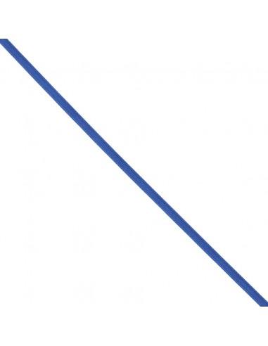 Ruban de Satin double face 6mm Bleu électrique