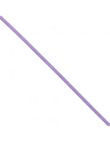 Ruban de Satin double face 6mm Lilas