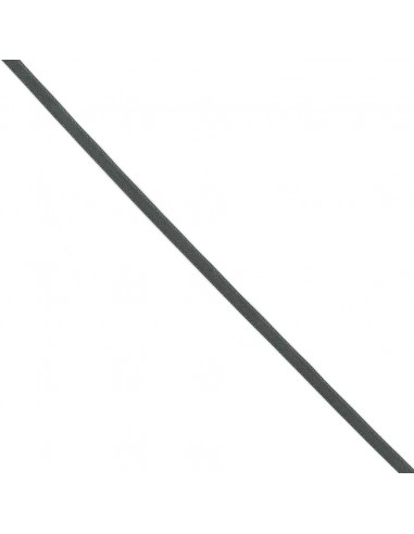 Ruban de Satin double face 6mm Gris ardoise