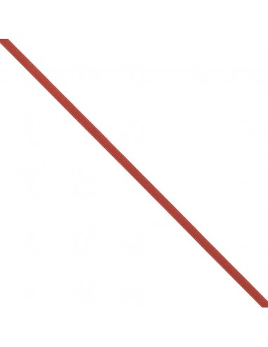 Ruban de Satin double face 6mm Rouge sang