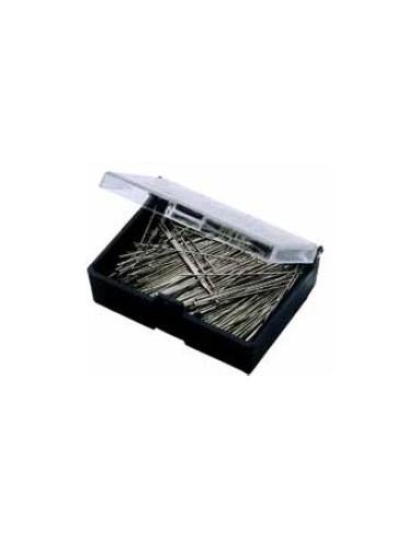 Epingles Acier Super Fines - Boîte de 400 pièces