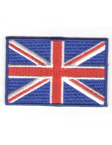 Thermo badge Drapeau anglais