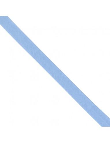 Biais Toutextile 20mm Bleu layette