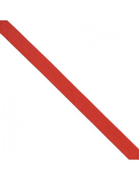 Biais Toutextile 20mm Rouge