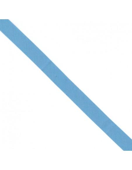 Biais Toutextile 20mm Bleu azur