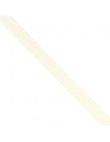 Biais Toutextile 20mm Ecru