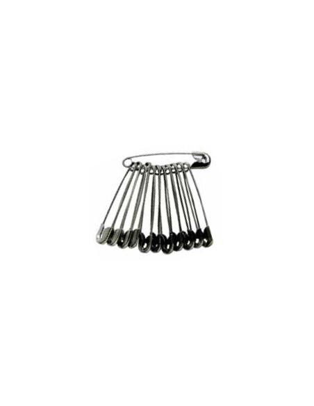 Epingles de Sureté acier - Boîte de 50 grs