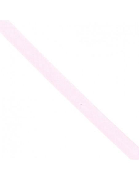 Biais Toutextile 20mm Rose perle