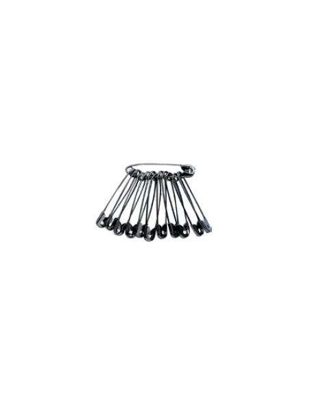 Epingles de Sureté acier - Boîte de 34 grs