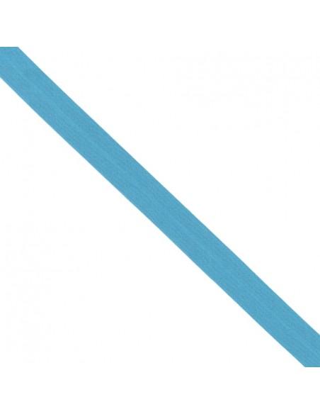 Biais Toutextile 20mm Bleu turquoise