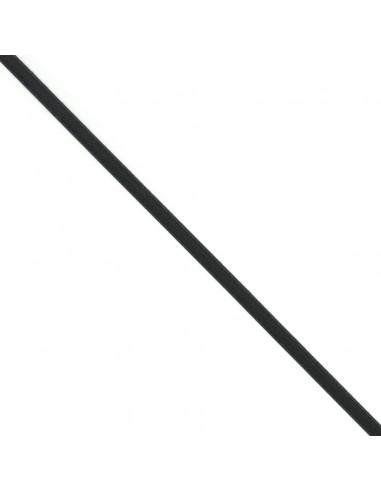 Ruban de Satin double face 8mm Noir