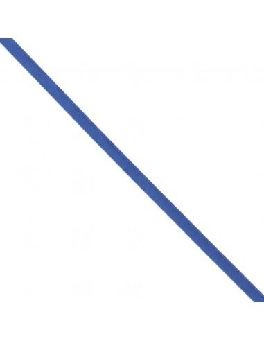 Ruban de Satin double face 8mm Bleu électrique