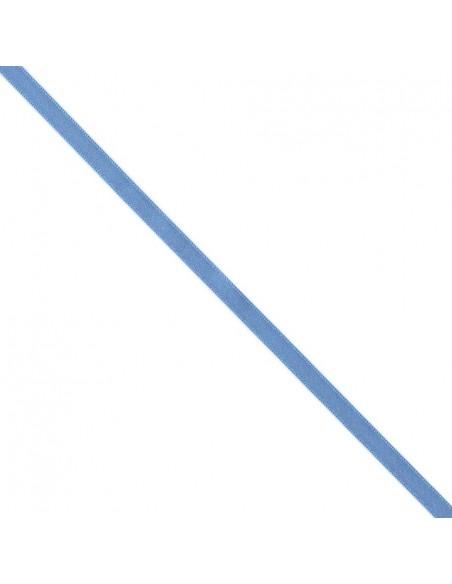 Ruban de Satin double face 8mm Bleu clair