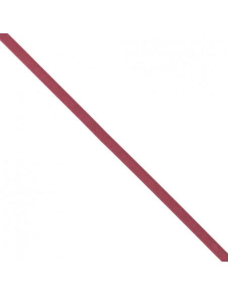 Ruban de Satin double face 8mm Rose framboise
