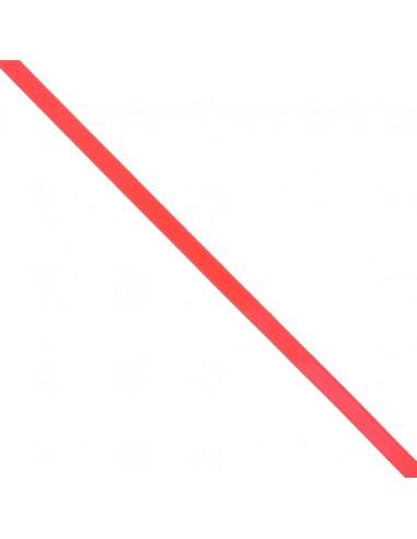 Ruban de Satin double face 8mm Rose fluo