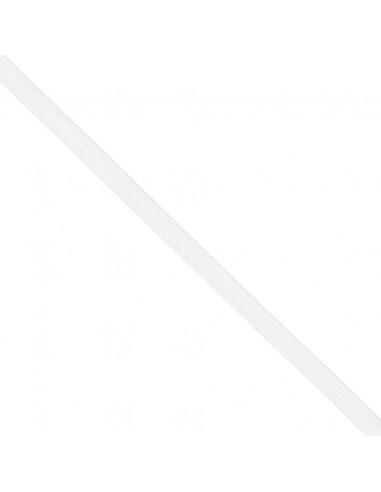 Elastique ELAMAILLE 9mm Blanc