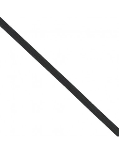 Elastique ELAMAILLE 9mm Noir
